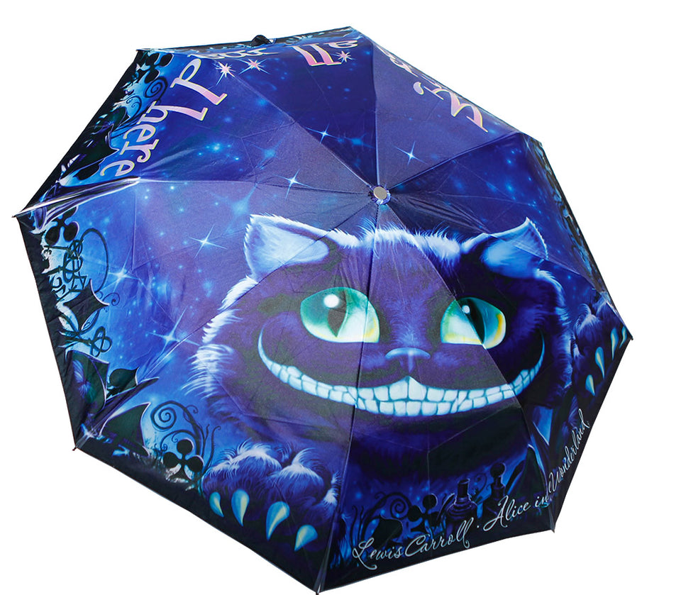 Alice in Wonderland Book Umbrella
