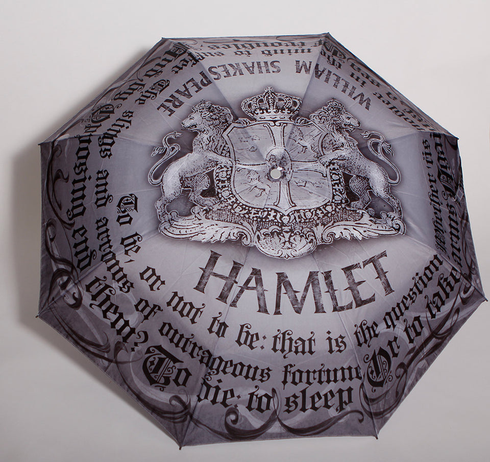 "Book Umbrella ""HAMLET"""
