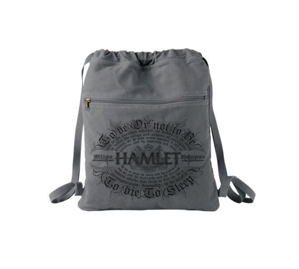 Hamlet Book Bag by William Shakespeare