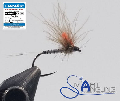Fly Tying with Smart Angling: Spanish Style CDC Mayfly
