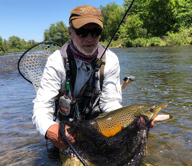 The Story of a Developing Fly Fisherman. Marty Tannahill