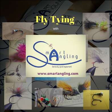 Fly Tying with Smart Angling - Tequila Blob
