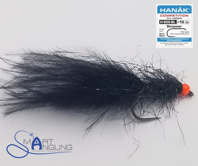 Fly Tying with Smart Angling: Orange Beaded Leech