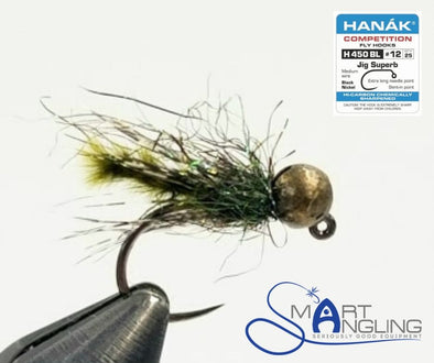 Fly Tying with Smart Angling - Twisted Caddis