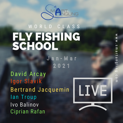World Class Fly Fishing School 2021 ONLINE