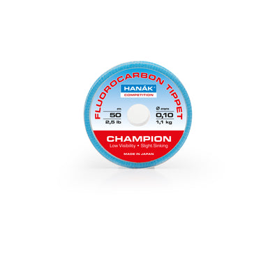 HANAK Competition Champion Fluorocarbon Tippets