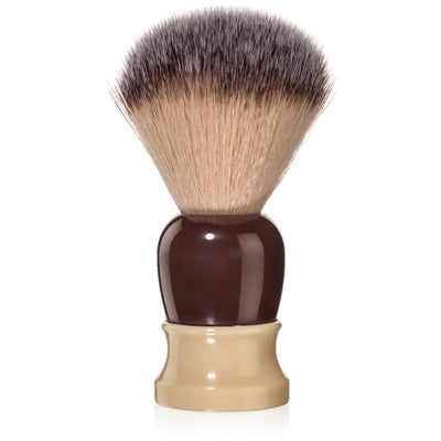 Fine - Classic Shaving Brush - Ivory and Crimson 20mm