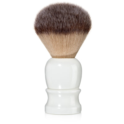 Fine - Classic Shaving Brush - White 20mm