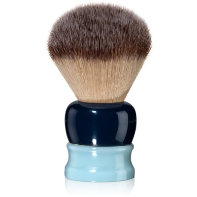 Fine - Stout Shaving Brush - Navy and Blue 24mm