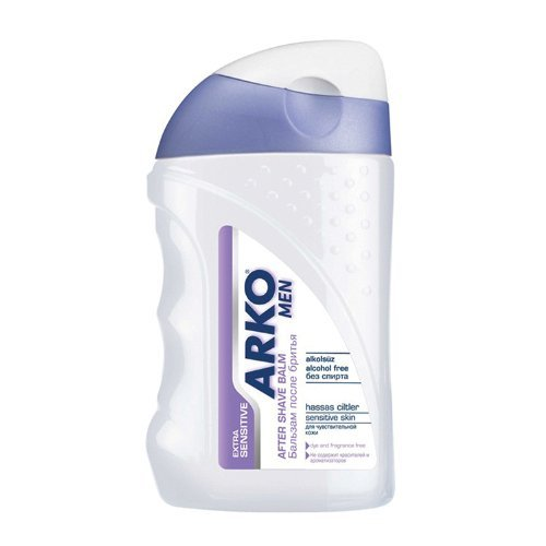 Arko Aftershave Balm, Extra Sensitive – 5 Ounce