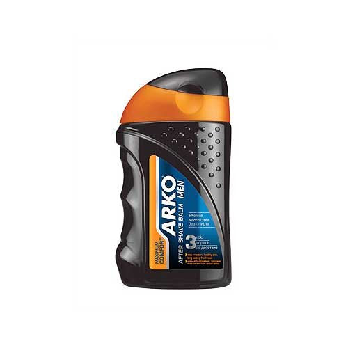 Arko After Shave Balm, Maximum Comfort, 5 Fluid Ounce