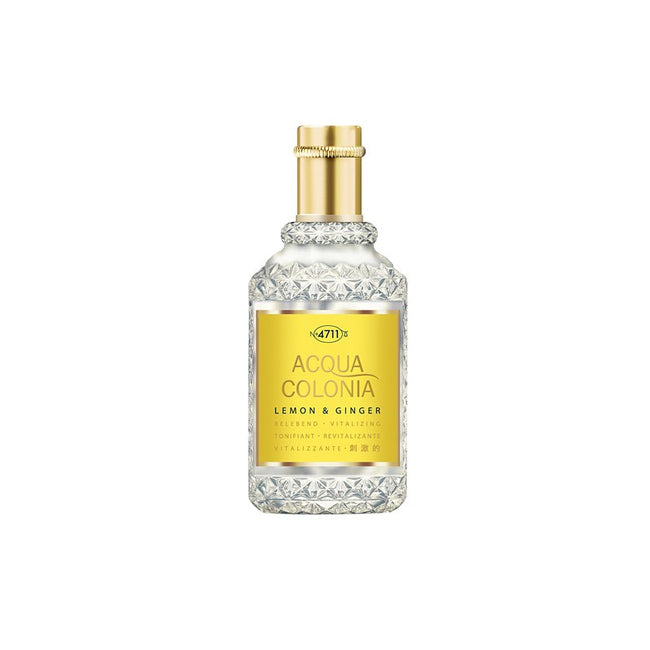 4711 - Lemon & Ginger Cologne 50ml