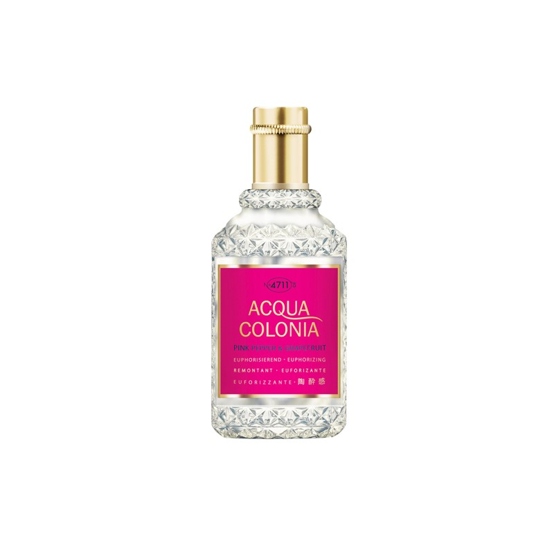4711 - Pink Pepper & Grapefruit Cologne 50ml