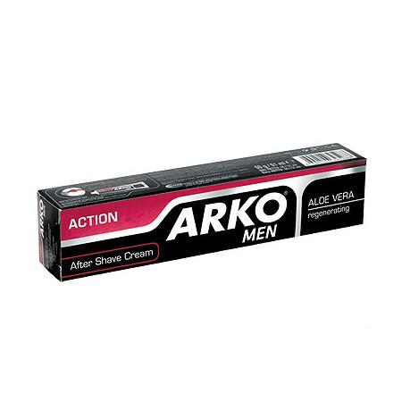 Arko Action After Shave Cream – 50 Grams