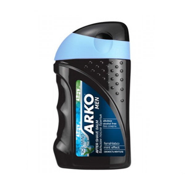 Arko Aftershave Balm, Ice Mint -5 Ounce