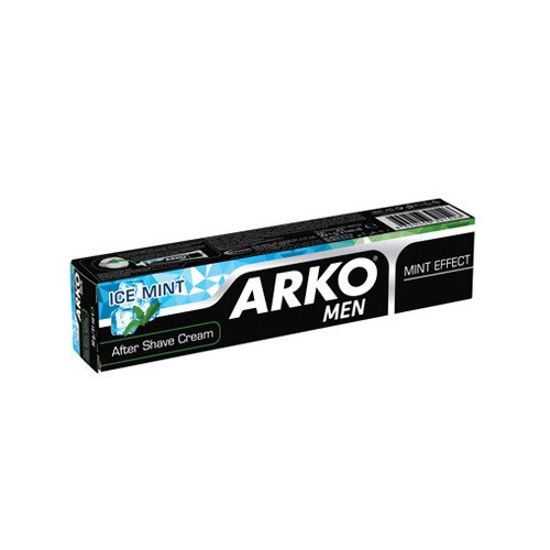 Arko Ice Mint After Shave Cream – 50 Grams