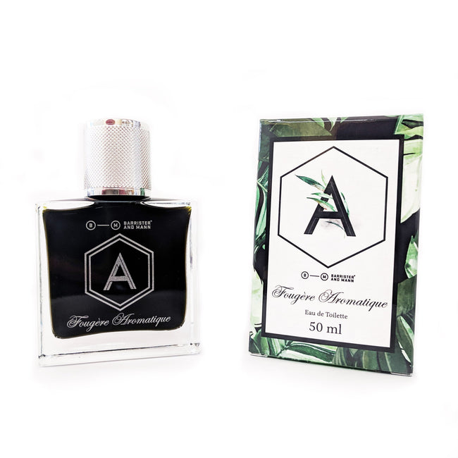 Barrister and Mann - Fougère Aromatique Eau de Toilette (Limited Edition)