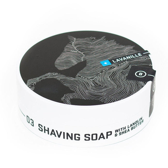 Barrister and Mann - Lavanille Tallow Shaving Soap
