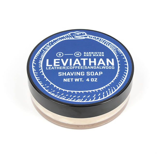 Barrister and Mann - Leviathan Shaving Soap