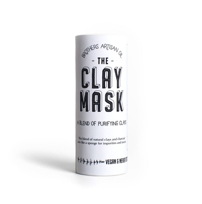 Brothers Artisan Oil - The Clay Mask