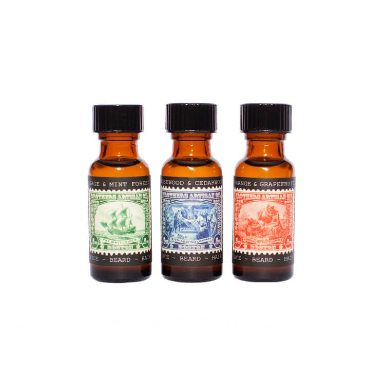 Brothers Artisan Oil - The Trio