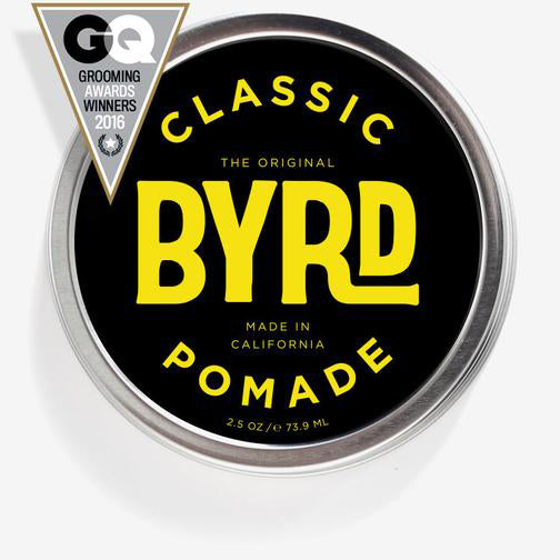 Byrd - The Classic Pomade 3 oz - Firm Hold