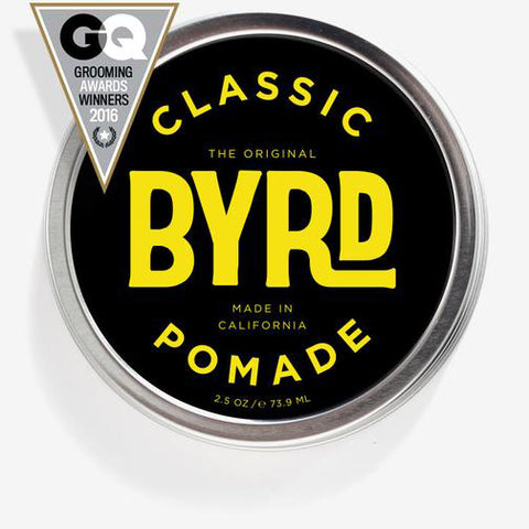 Byrd - The Light Pomade 3 oz - Light Hold