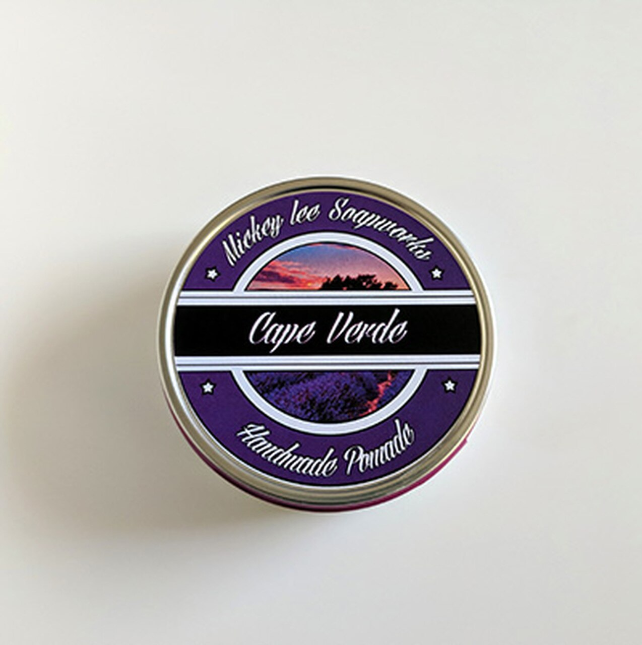 Mickey Lee - Water Based Pomade - Cape Verde