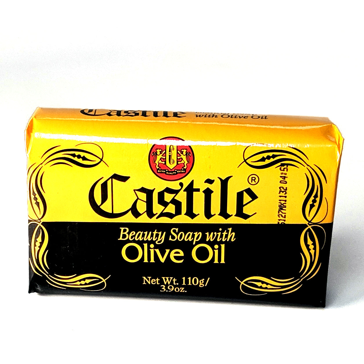 Castile Beauty Soap with Olive Oil