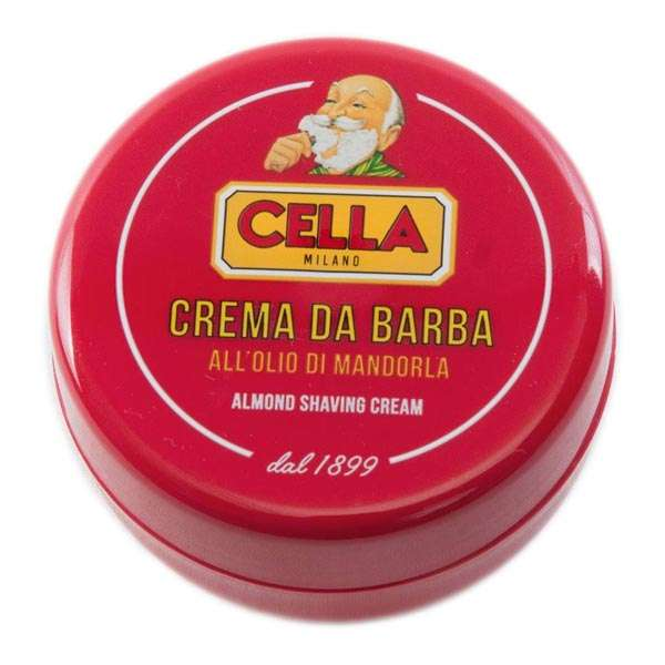 Cella - Milano Shaving Cream 150ml