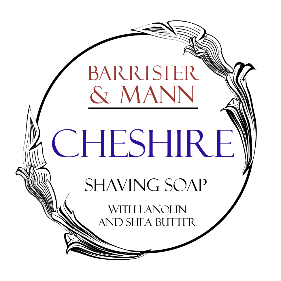 Barrister and Mann – Cheshire Tallow Shaving Soap (Essential Oil)
