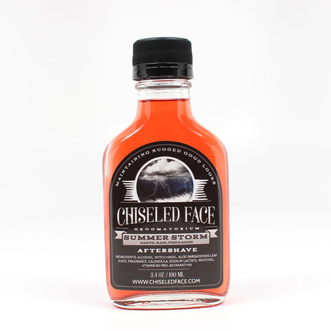 Chiseled Face – Cedar & Spice – Aftershave Splash