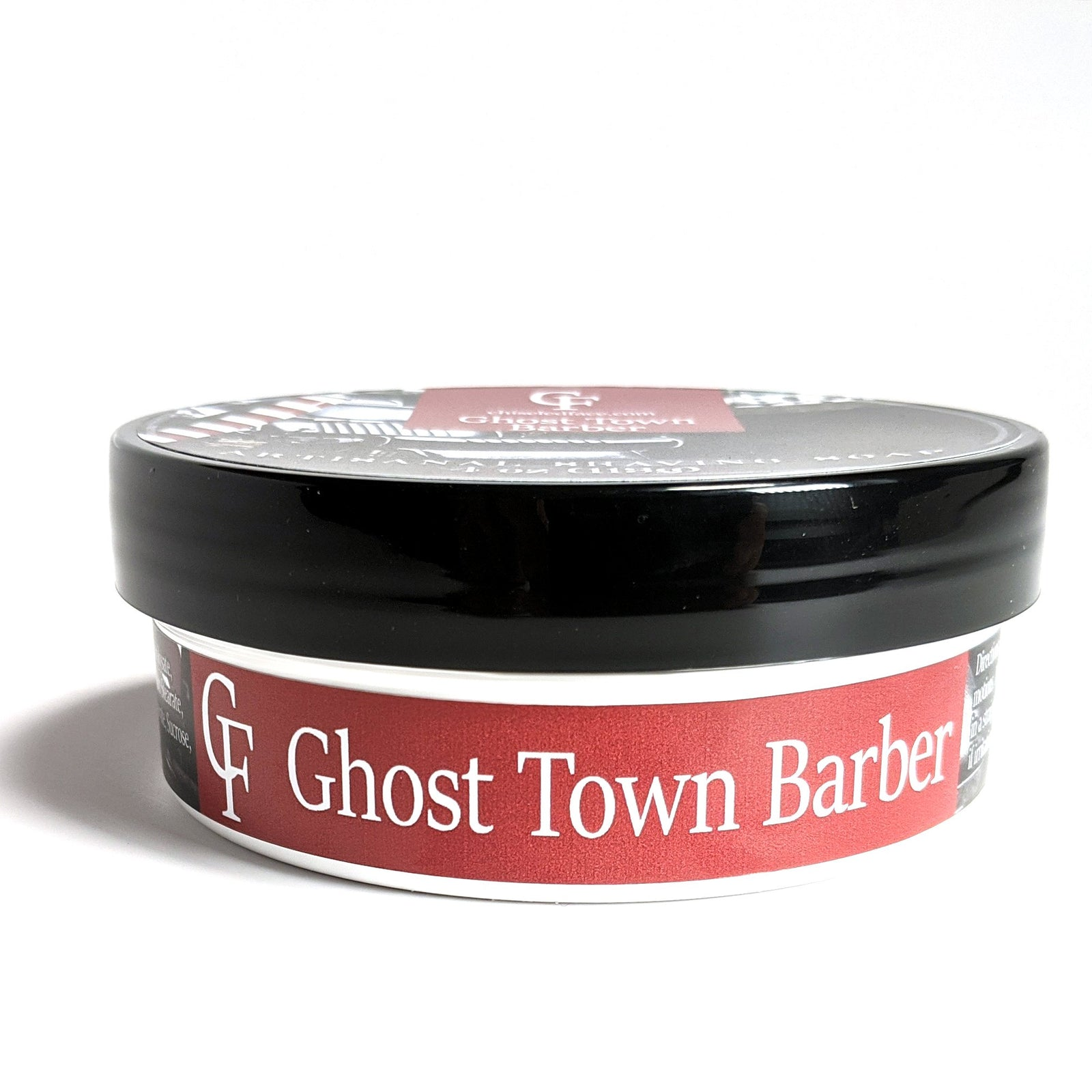 Chiseled Face - Silk Tallow Shave Soap - Ghost Town Barber