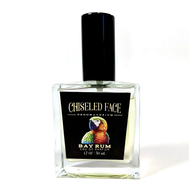 Chiseled Face - Bay Rum EdP Cologne - 50 ml