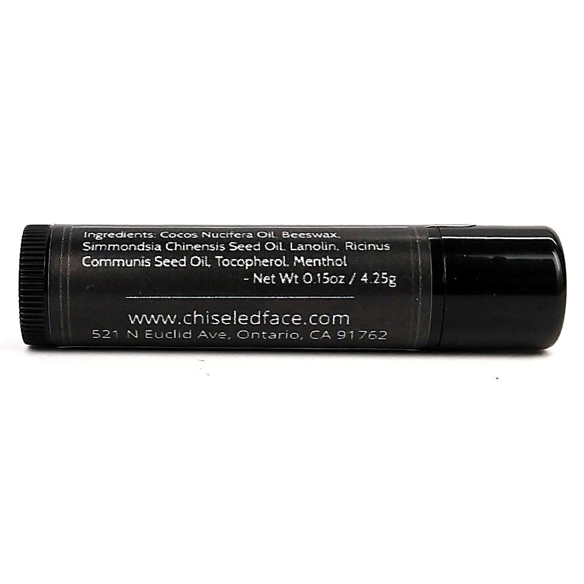 Chiseled Face - Cryogen - Cooling Lip Balm