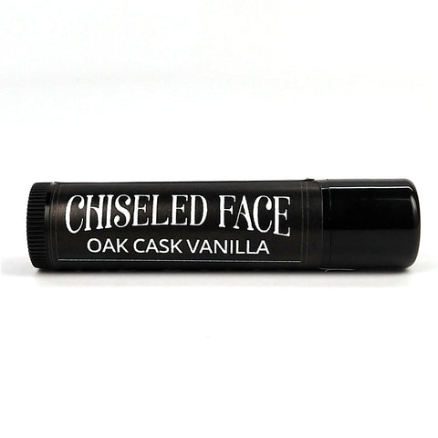 Chiseled Face - Oak Cask Vanilla Cooling Lip Balm