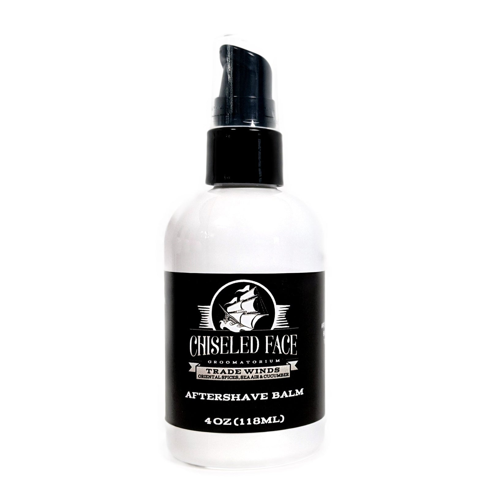 Chiseled Face - Trade Winds - Aftershave Balm