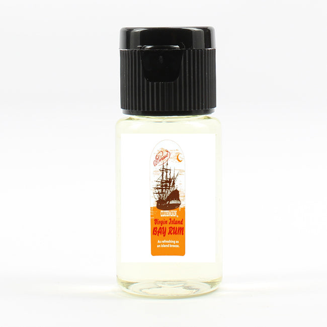 Clubman - Virgin Island Bay Rum - Aftershave Splash Sample