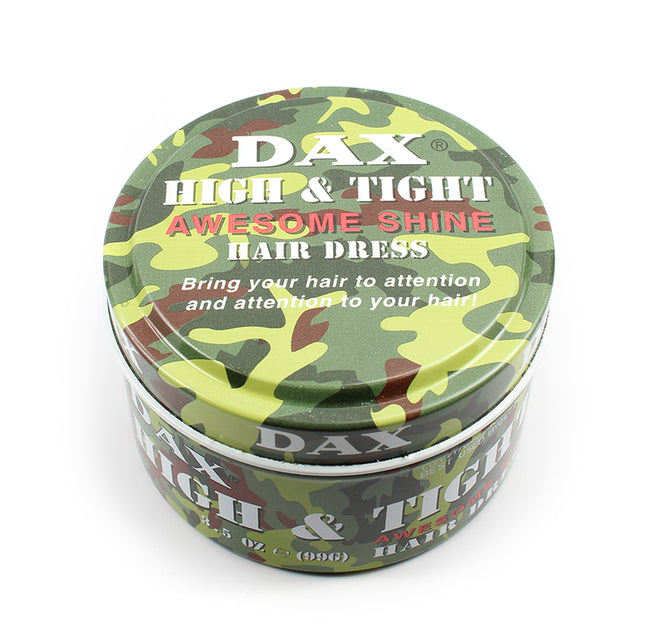 Dax High & Tight Awesome Shine Hair Dress