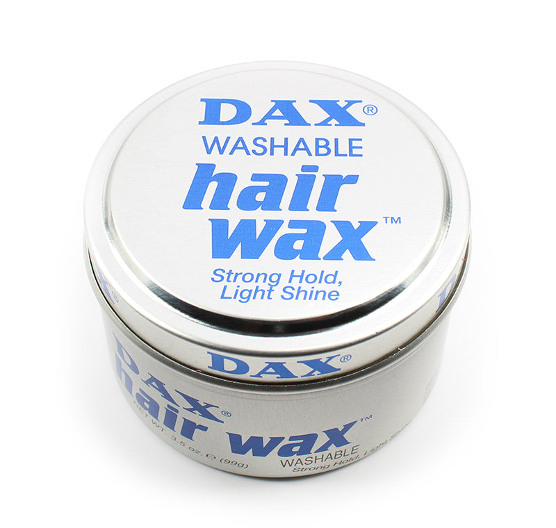Dax Washable Hair Wax - Strong Hold, Light Shine
