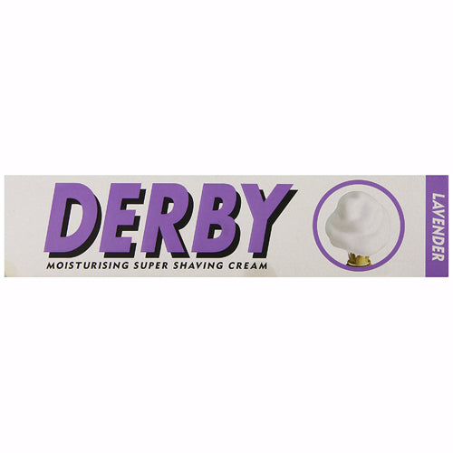 Derby Lavender Shaving Cream
