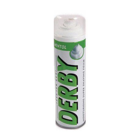 Derby - Menthol Shaving Foam - 200ml