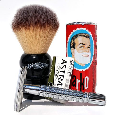 RazoRock - Essential Oil Of Lime Italian Shaving Soap