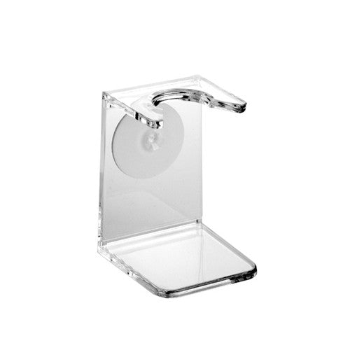 Edwin Jagger Clear Small Brush Stand