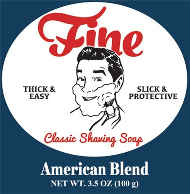 Fine – Italian Citrus – Shaving Soap