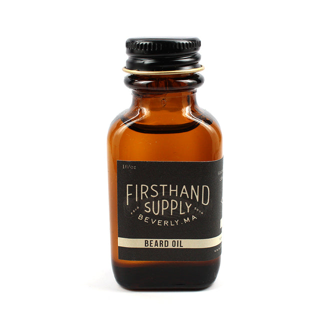 Firsthand Supply - Fresh Beard Oil, 1oz