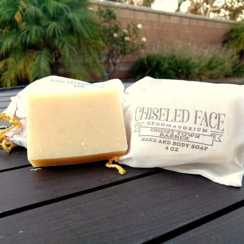 Chiseled Face – Cedar & Spice – Bath Soap
