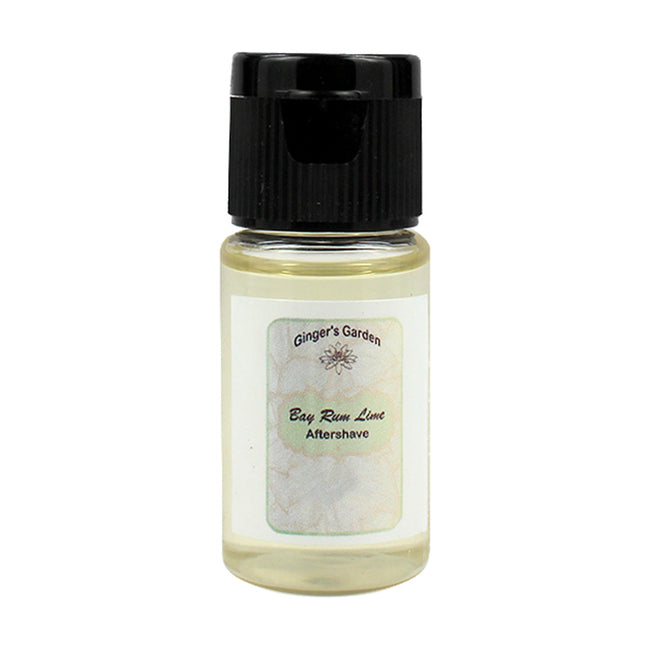Ginger's Garden - Bay Rum Lime - Aftershave Sample