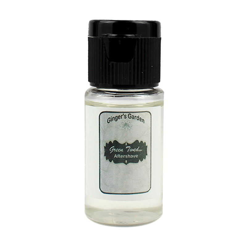 Ginger's Garden - Green Tweed Type - Aftershave Sample