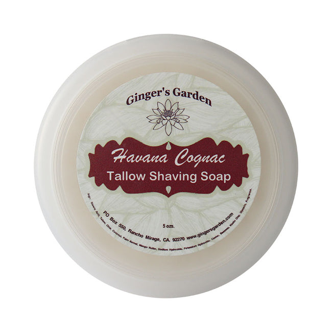 Ginger's Garden - Suede - Shaving Soap